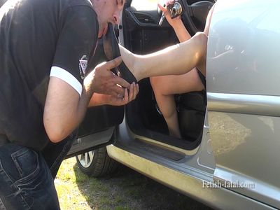 50564 - .Legs and feet with very fine stockings in a wide variety video