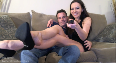 Husband degraded to a cuckold