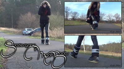 Walk In Moon Boots