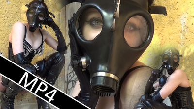 Israeli Gasmask