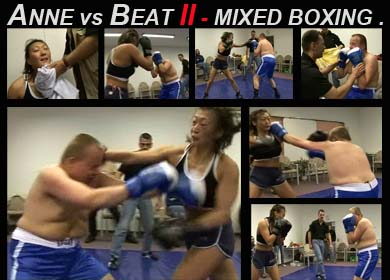 68922 - ANNE VS BEAT II - REAL MIXED BOXING