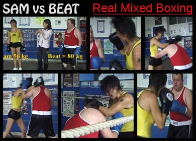 69469 - SAM VS BEAT - REAL MIXED BOXING