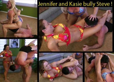 64886 - JENNIFER AND KASIE BULLY STEVE