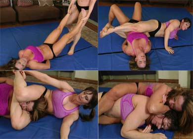 BOOBY TRAP FOR JENNIFER THOMAS - CLIP 05