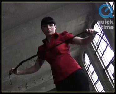 8450 - Carmen - Bullwhip Training 2