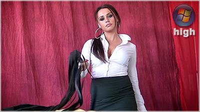 78511 - Lydia Z - A Brutal Thrashing