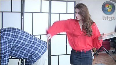 swetlana - Spanked With Flipflops (wmv)