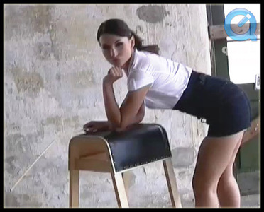 15769 - Swetlana - White Blouse Mistress Part 2