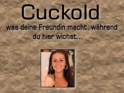 Cuckold Freundin
