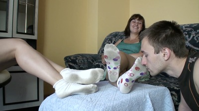 s - mwsa - DIRTY SOCKS WORSHIP AND FOOT REST - HD 1280x720