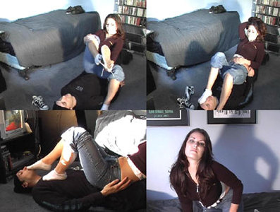 31133 - Goddess Valerie's Human Chair