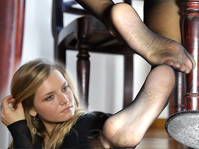 Bianca feet after 80 hours 2