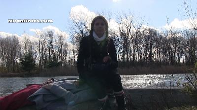 Jenni Sits on a Boy 2 (HD)