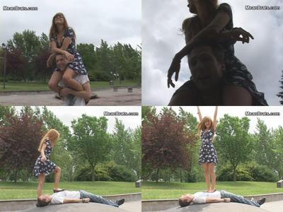 Outdoor Fun with Chanel