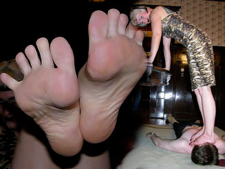 28261 - Christa's Dominant Feet